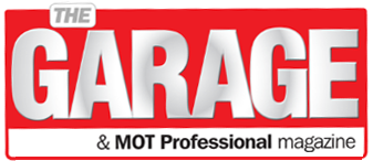 Garage and MOT Magazine Logo
